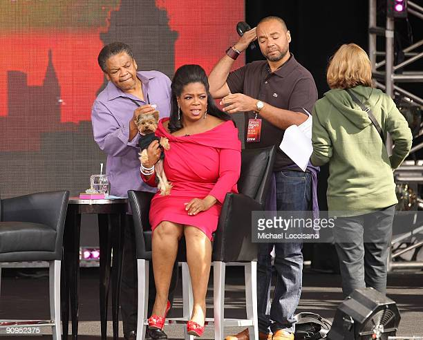 personality the oprah winfrey show Follow the rise to success of media giant oprah winfrey, from her start  two-and- a-half decade career as host of the oprah winfrey show, at biographycom   calling for the media mogul and personality to run for president.