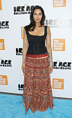 TV personality Padma Lakshmi attends the 'Ice Age Collision Course' New York screening at Walter Reade Theater on July 7 2016 in New York City