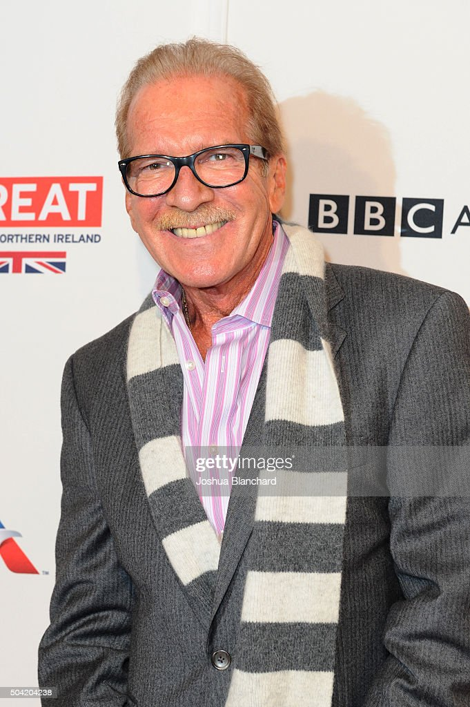 TV personality Pat O'Brien attends the BAFTA Los Angeles Awards Season Tea at Four Seasons Hotel Los Angeles at Beverly Hills on January 9 2016 in...