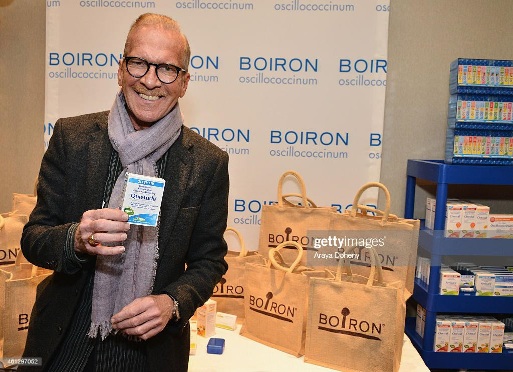 TV personality Pat O'Brien attends the HBO Luxury Lounge featuring PANDORA Jewelry at Four Seasons Hotel Los Angeles at Beverly Hills on January 10...