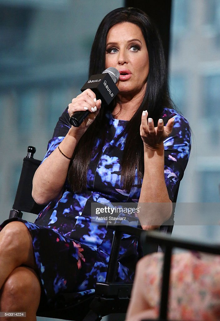 TV personality <a gi-track='captionPersonalityLinkClicked' href=/galleries/search?phrase=Patti+Stanger&family=editorial&specificpeople=5446458 ng-click='$event.stopPropagation()'>Patti Stanger</a> attends AOL Build Presents - <a gi-track='captionPersonalityLinkClicked' href=/galleries/search?phrase=Patti+Stanger&family=editorial&specificpeople=5446458 ng-click='$event.stopPropagation()'>Patti Stanger</a> From The WE TV Series: 'Million Dollar Matchmaker' at AOL Studios In New York on June 27, 2016 in New York City.