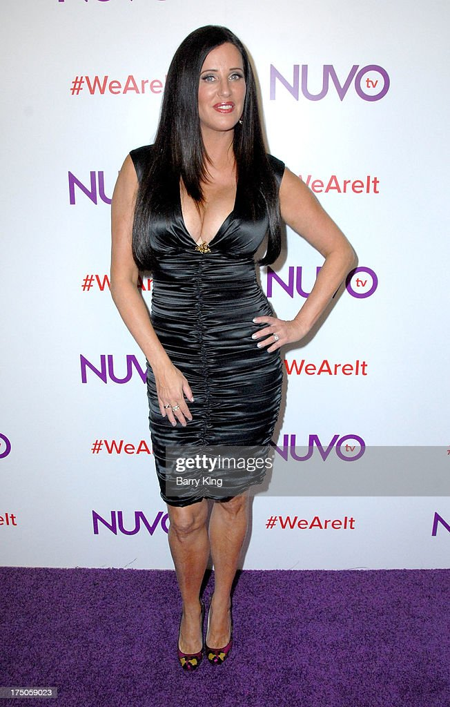 TV personality <a gi-track='captionPersonalityLinkClicked' href=/galleries/search?phrase=Patti+Stanger&family=editorial&specificpeople=5446458 ng-click='$event.stopPropagation()'>Patti Stanger</a> attends NUVOtv Network launch party at The London West Hollywood on July 16, 2013 in West Hollywood, California.