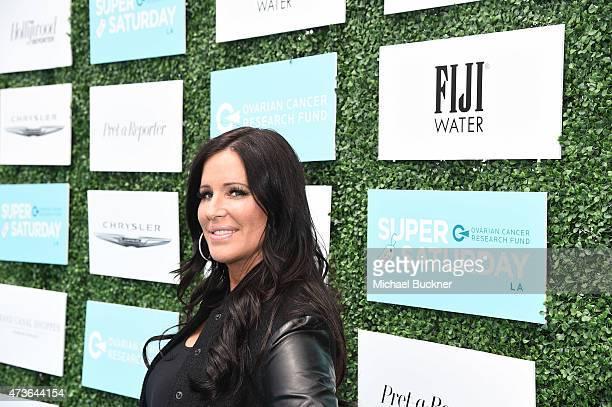 TV personality Patti Stanger attends OCRF's 2nd Annual Super Saturday LA on May 16 2015 in Santa Monica California