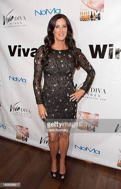 TV personality Patti Stanger attends Viva Diva Wines Summer Bash Hosted By Perez Hilton on June 5 2013 in New Rochelle United States