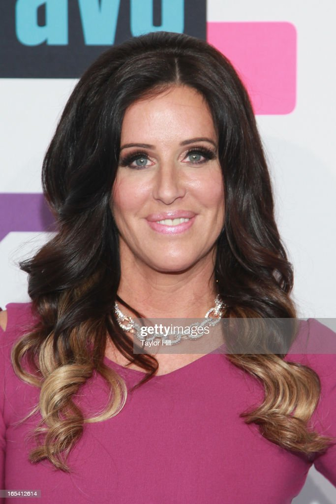TV personality Patti Stanger of 'The Millionaire Matchmaker' attends the 2013 Bravo Upfront at Pillars 37 Studios on April 3, 2013 in New York City.