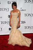 TV personality Paula Abdul attends the 64th Annual Tony Awards at Radio City Music Hall on June 13 2010 in New York City