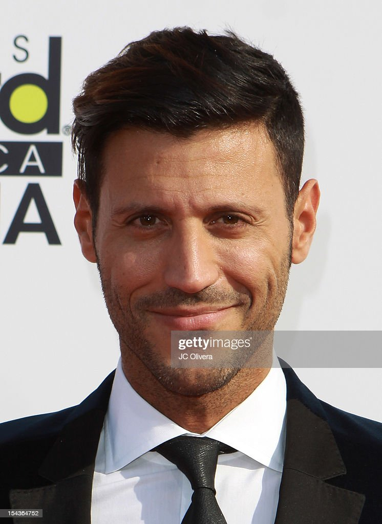 TV Personality Quique Gonzalez attends the 2012 Billboard Mexican Music Awards at The Shrine Auditorium on October 18, 2012 in Los Angeles, California.