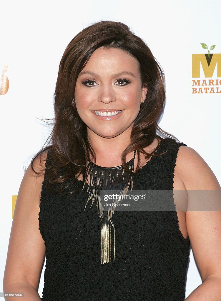 TV Personality Rachael Ray attends the 2012 Mario Batali Foundation Honors Dinner at Del Posto Ristorante on September 9, 2012 in New York City.