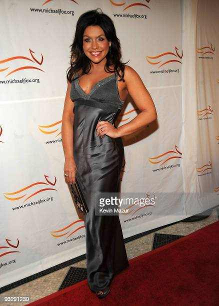 TV personality Rachel Ray attends the 'A Funny Thing Happened on the Way to Cure Parkinson's' benefit at The Waldorf Astoria Hotel on November 21...