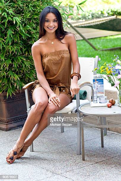 TV personality Rachel Smith attends Sonya Dakar Celebrates Ultraluxe New Fall Products At Spa Intercontinental on September 16 2009 in Century City...