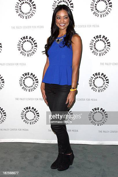 TV personality Rachel Smith attends the Paley Center for Media presents The Wait Is Over 'Castle' Is Back held at The Paley Center for Media on...