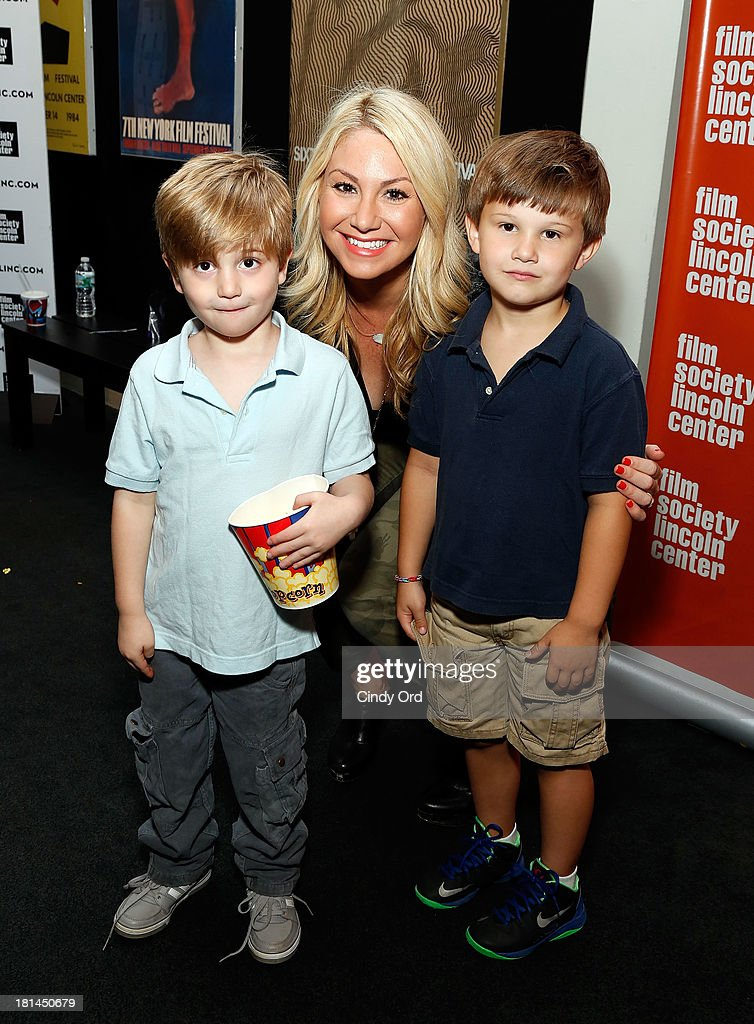 TV Personality Raina Seitel (C) attends Disney's The Little Mermaid special screening at Walter Reade Theater on September 21, 2013 in New York City.