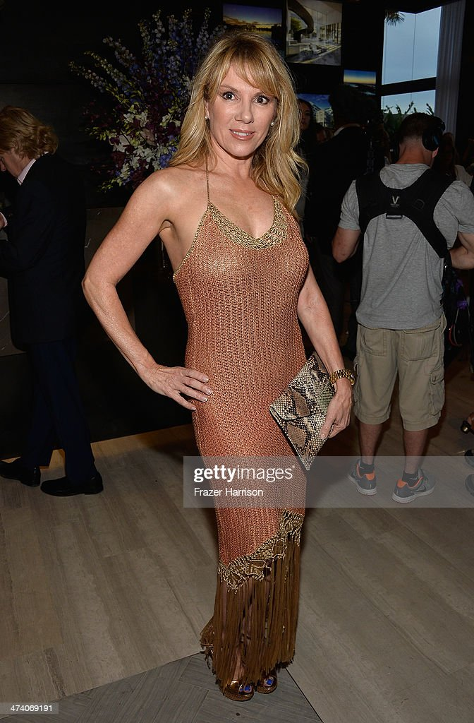 TV personality <a gi-track='captionPersonalityLinkClicked' href=/galleries/search?phrase=Ramona+Singer&family=editorial&specificpeople=4949817 ng-click='$event.stopPropagation()'>Ramona Singer</a> attends Martha Stewart Celebrates South Beach Wine And Food Festival With DuJour Magazine's Jason Binn And Lee Brian Schrager At The Ritz-Carlton Miami Beach Residences on February 21, 2014 in Miami Beach, Florida.