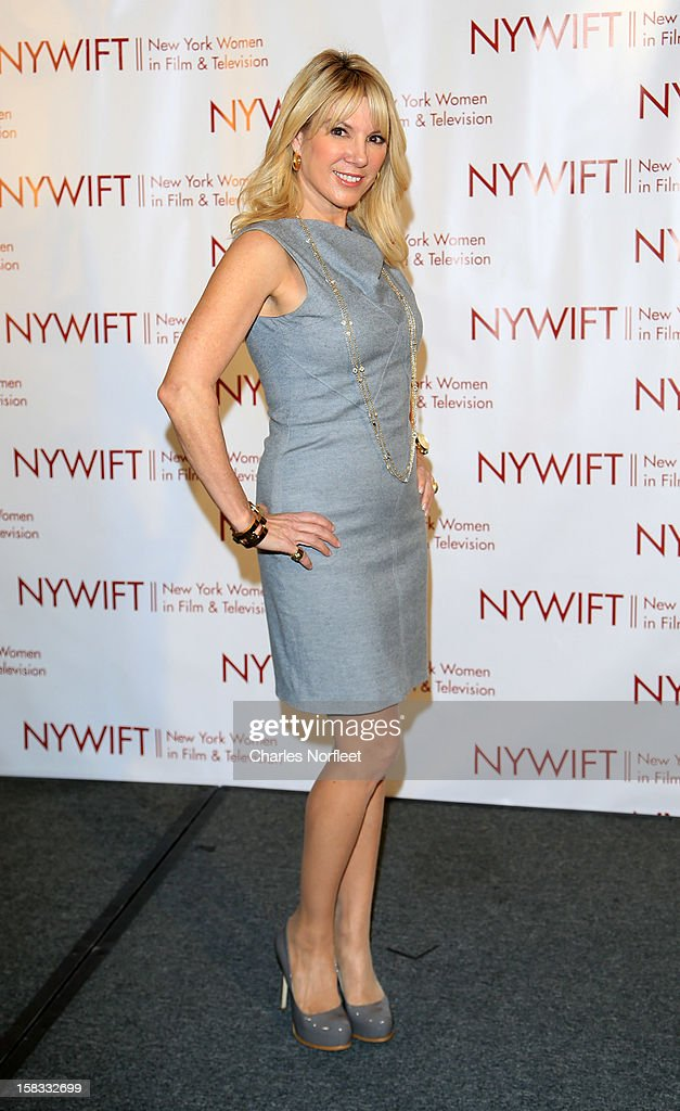 TV personality Ramona Singer attends the 2012 New York Women In Film And Television Muse Awards 13, 2012 in New York City.