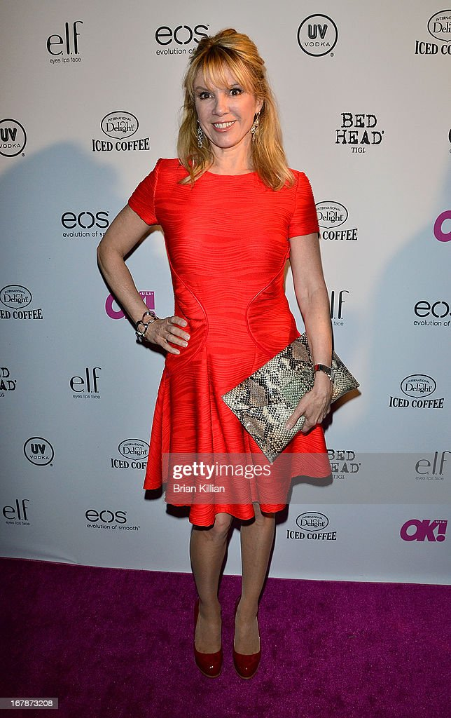 TV personality Ramona Singer attends the 2013 OK! Magazine 'So Sexy' Party at Marquee on May 1, 2013 in New York City.