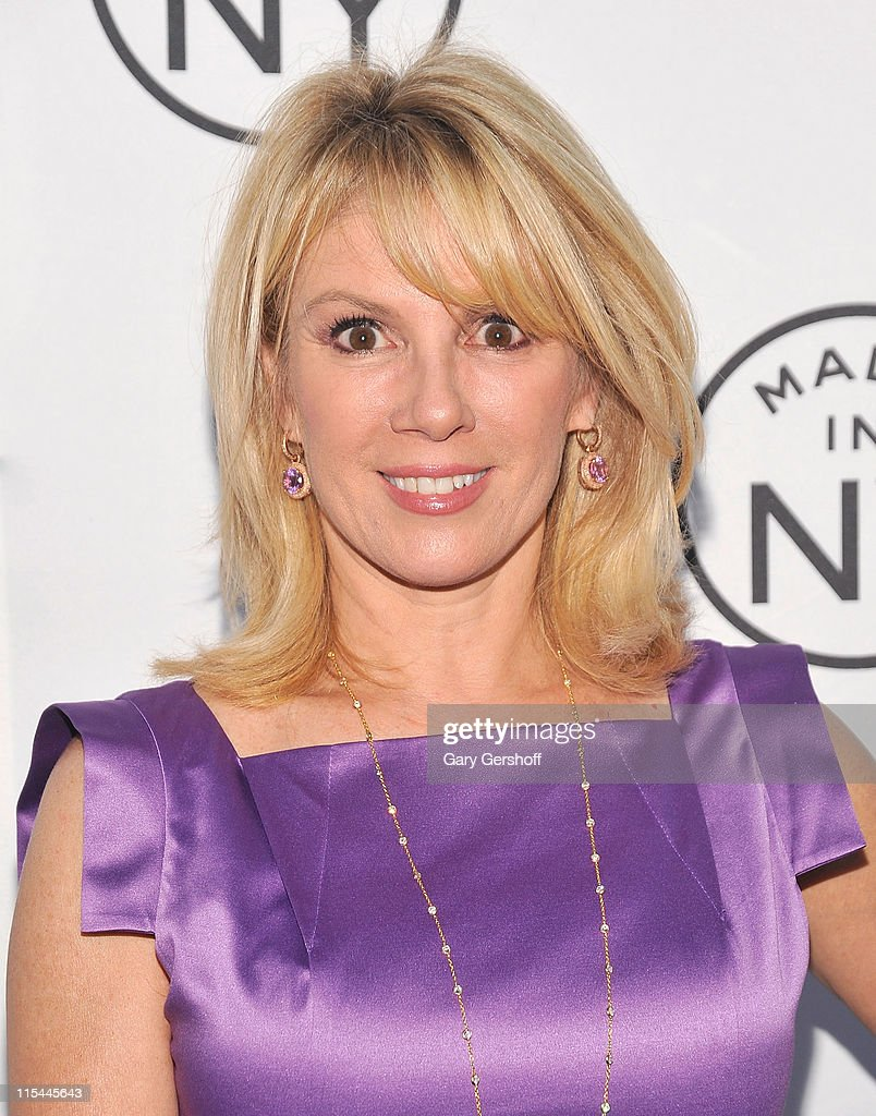 TV personality Ramona Singer attends the 6th annual Made In NY awards at Gracie Mansion on June 6, 2011 in New York City.