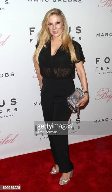 TV personality Ramona Singer attends 'The Beguiled' New York premiere at The Metrograph on June 22 2017 in New York City