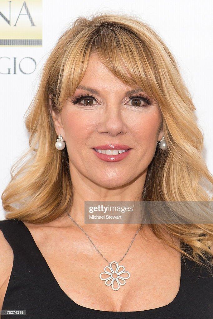 TV personality <a gi-track='captionPersonalityLinkClicked' href=/galleries/search?phrase=Ramona+Singer&family=editorial&specificpeople=4949817 ng-click='$event.stopPropagation()'>Ramona Singer</a> attends the 'The Real Housewives Of New York City' season six premiere party at Tokya on March 12, 2014 in New York City.
