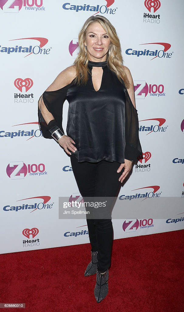 TV personality Ramona Singer attends Z100's Jingle Ball 2016 at Madison Square Garden on December 9, 2016 in New York City.