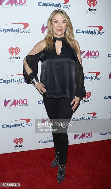 TV personality Ramona Singer attends Z100's Jingle Ball 2016 at Madison Square Garden on December 9 2016 in New York City