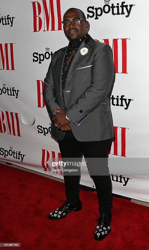TV personality Randy Jackson attends the 12th Annual BMI Urban Awards at the Saban Theatre on September 7, 2012 in Beverly Hills, California.