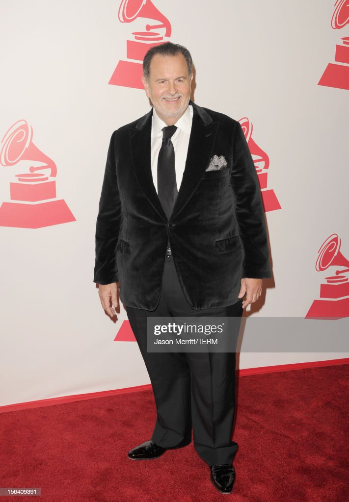 2012 Latin Recording Academy Person Of The Year Honoring Caetano Veloso - Arrivals