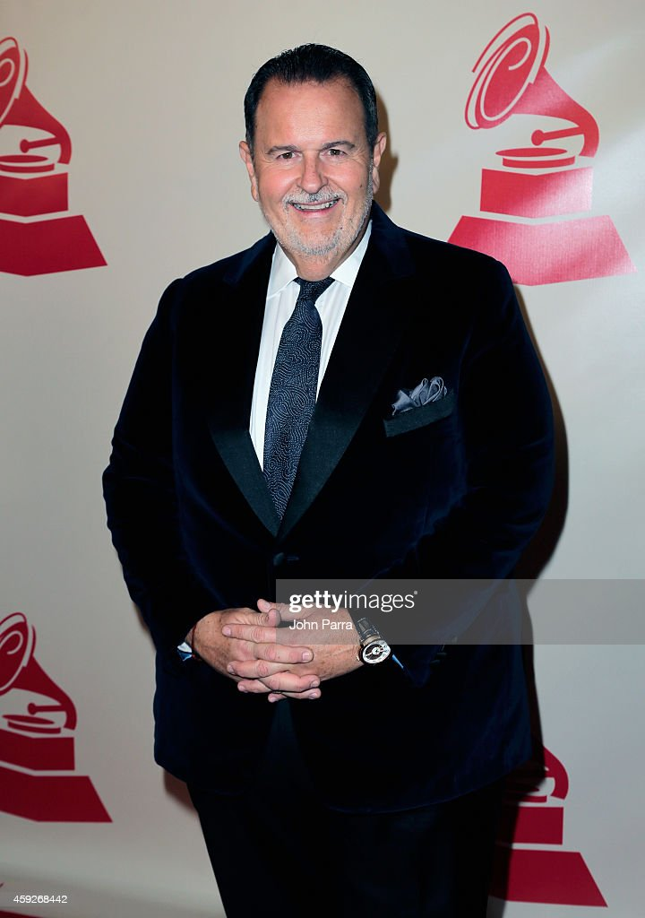 TV personality Raul De Molina attends the 2014 Person of the Year honoring Joan Manuel Serrat at the Mandalay Bay Events Center on November 19, 2014 in Las Vegas, Nevada.