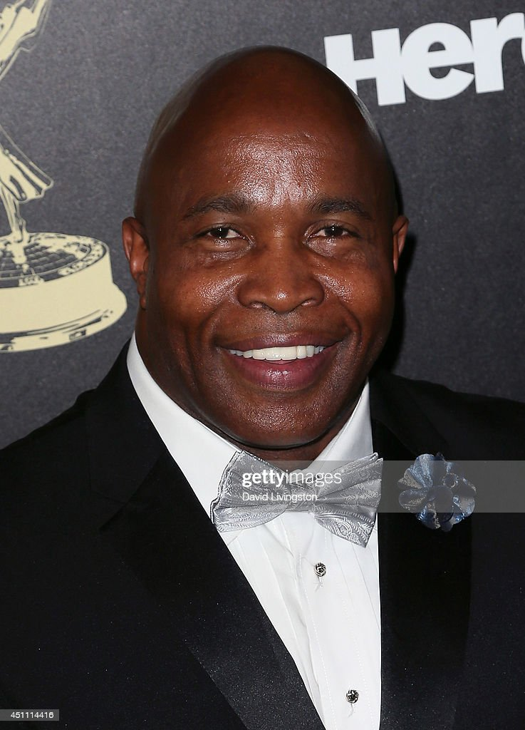 TV personality Renard Spivey attends the 41st Annual Daytime Emmy Awards at The Beverly Hilton Hotel on June 22, 2014 in Beverly Hills, California.