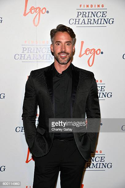 TV personality Robert Sepulveda Jr attends Logo's 'Finding Prince Charming' Premiere Screening And Reception at HYDE Sunset Kitchen Cocktails on...