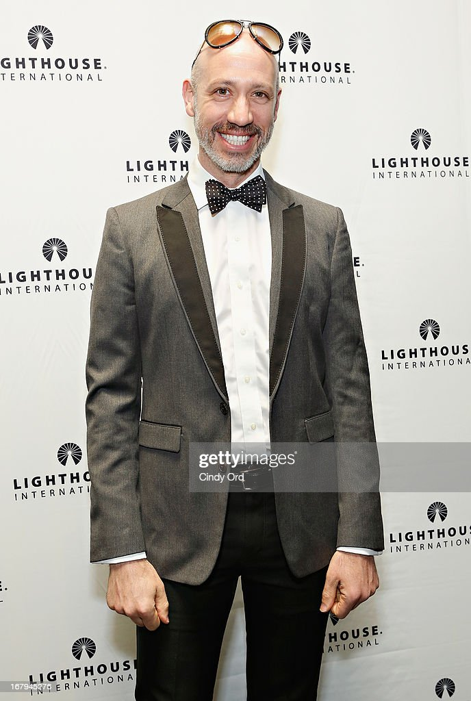 TV personality <a gi-track='captionPersonalityLinkClicked' href=/galleries/search?phrase=Robert+Verdi&family=editorial&specificpeople=209358 ng-click='$event.stopPropagation()'>Robert Verdi</a> attends the 5th Annual 'A Posh Affair' Gala at 583 Park Avenue on May 2, 2013 in New York City.