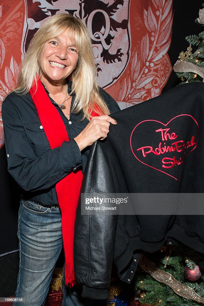 TV personality Robin Byrd attends the XXXMas Spectacular event at Headquarters on December 20, 2012 in New York City.