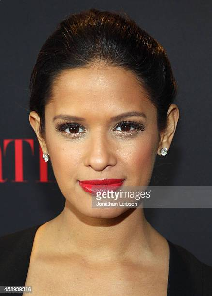 TV personality Rocsi Diaz attends Latina Magazine's '30 Under 30' Party at Mondrian Los Angeles on November 13 2014 in West Hollywood California