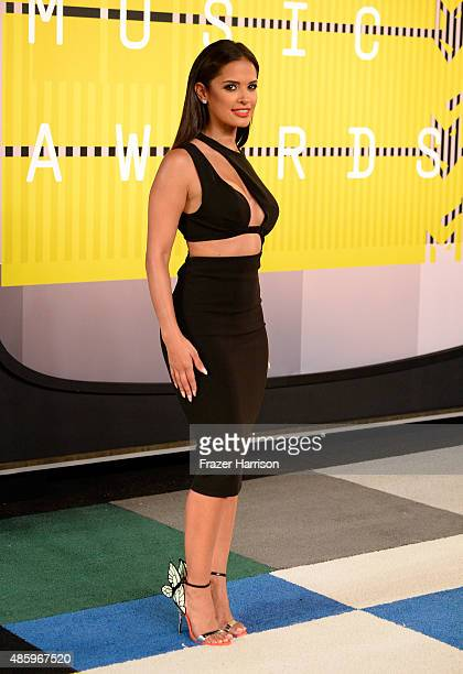 TV personality Rocsi Diaz attends the 2015 MTV Video Music Awards at Microsoft Theater on August 30 2015 in Los Angeles California
