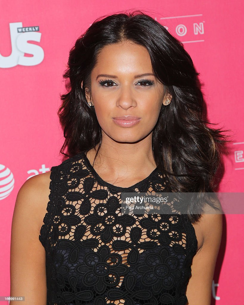 TV Personality Rocsi Diaz attends Us Weekly's annual Hot Hollywood Style issue party at The Emerson Theatre on April 18, 2013 in Hollywood, California.