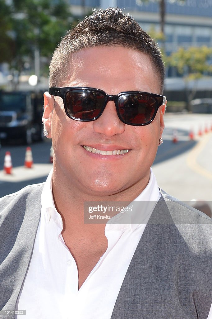 TV personality Ronnie OrtizMagro arrives at the 2012 MTV Video Music Awards at Staples Center on September 6 2012 in Los Angeles California