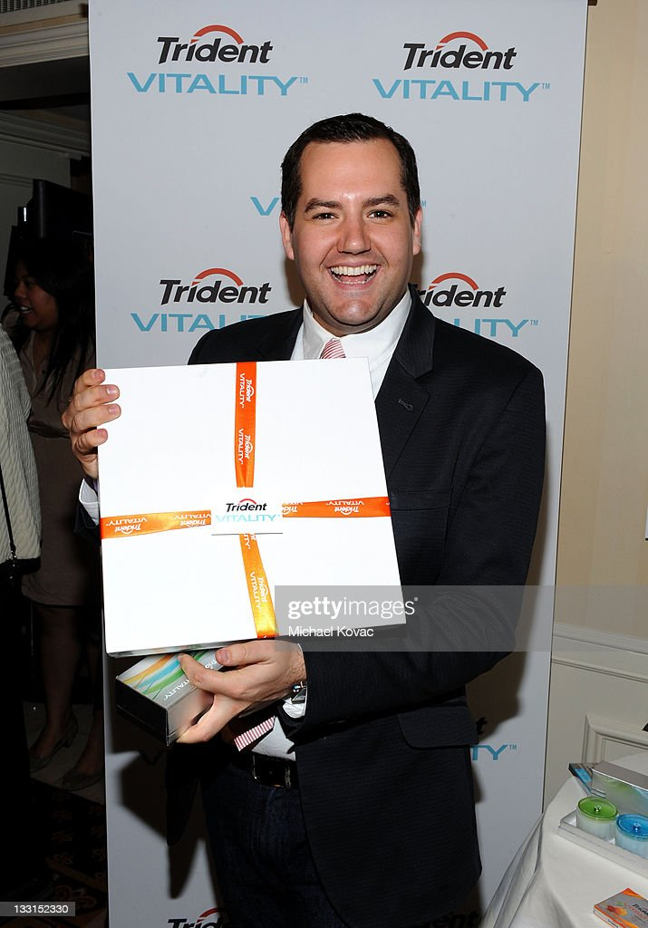 TV personality Ross Mathews attends the EXTRA Luxury Lounge In Honor Of 83rd Annual Academy Awards day 1 held at the Four Seasons Hotel Los Angeles at Beverly Hills on February 25, 2011 in Beverly Hills, California.