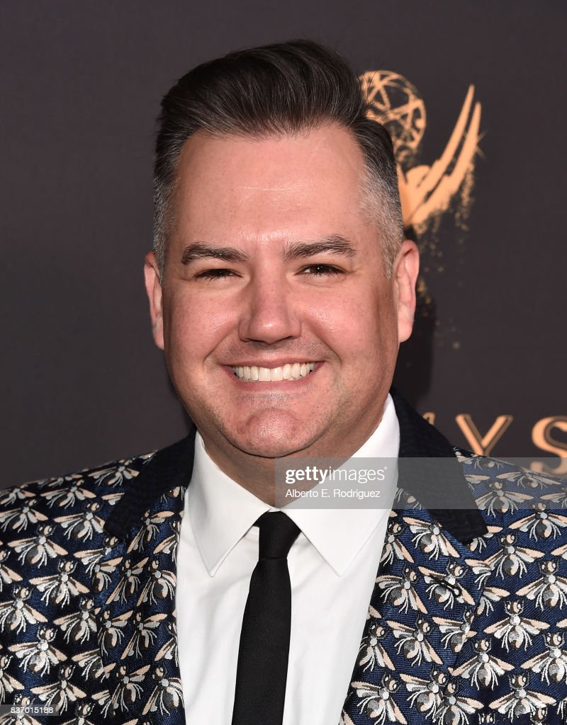 TV personality Ross Matthews attends the Television Academy's Performers Peer Group Celebration at The Montage Beverly Hills on August 21, 2017 in Beverly Hills, California.