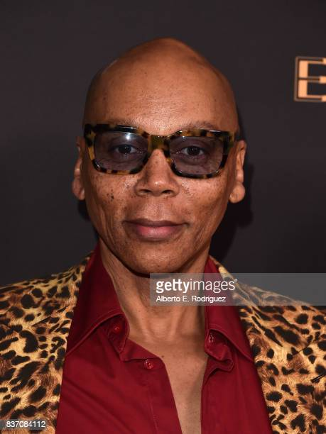 TV personality RuPaul Charles attends the Television Academy's Performers Peer Group Celebration at The Montage Beverly Hills on August 21 2017 in...