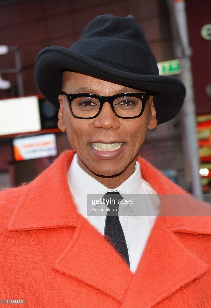 "Viacom Inc And Logo TV's ""RuPaul's Drag Race"" Ring The NASDAQ Stock Market Closing Bell"
