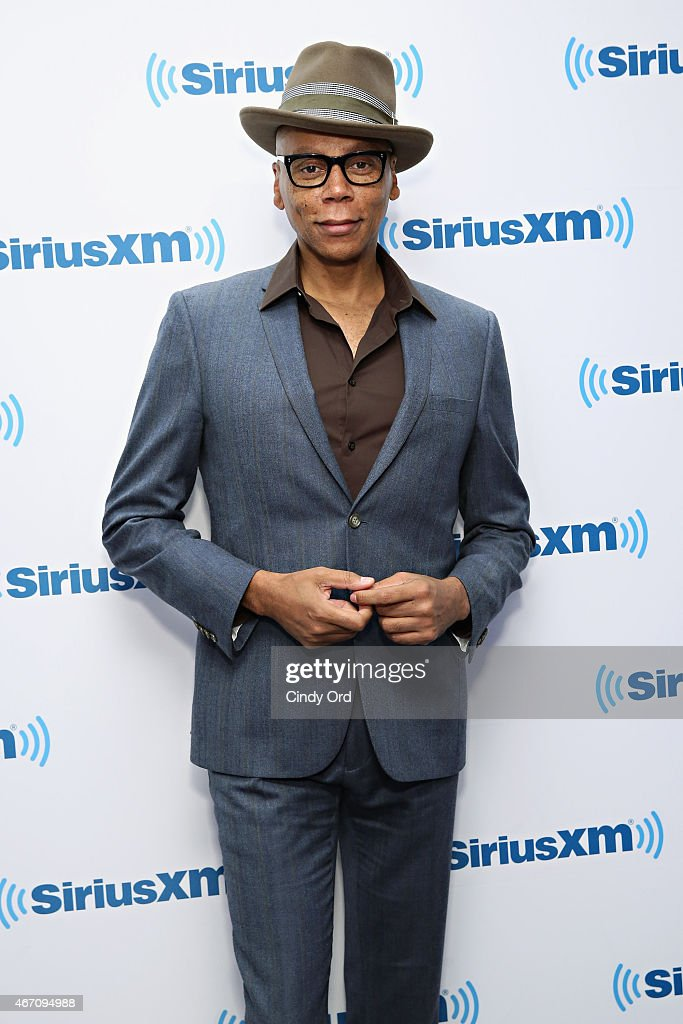 Celebrities Visit SiriusXM Studios - March 20, 2015