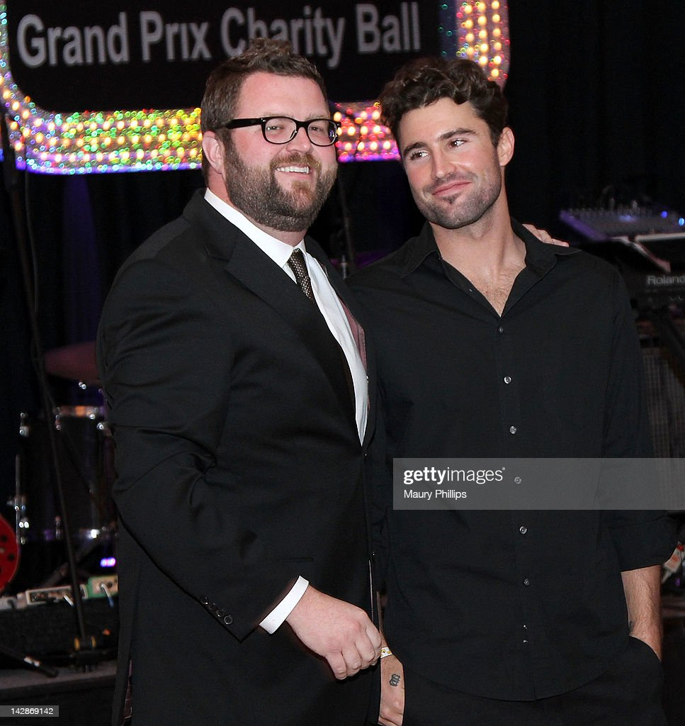 TV personality Rutledge Wood and <a gi-track='captionPersonalityLinkClicked' href=/galleries/search?phrase=Brody+Jenner&family=editorial&specificpeople=689564 ng-click='$event.stopPropagation()'>Brody Jenner</a> attend the Toyota Charity Ball on April 13, 2012 in Long Beach, California.