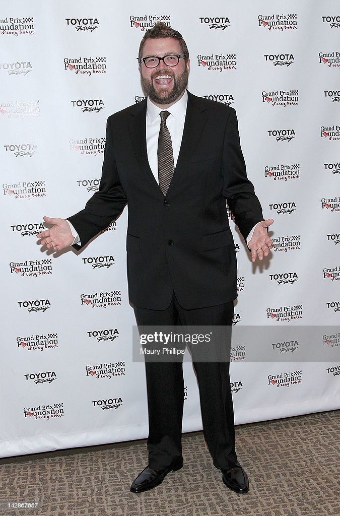 TV personality Rutledge Wood arrives at the Toyota Charity Ball on April 13, 2012 in Long Beach, California.