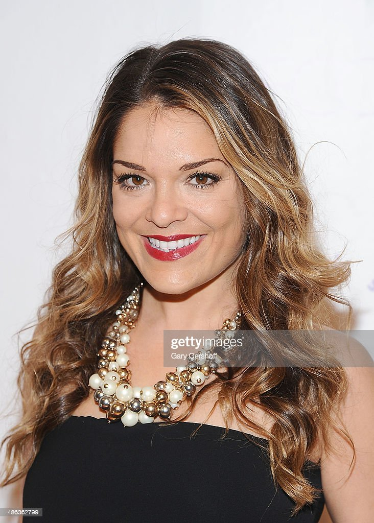 TV personality Sabrina Soto attends Housing Works Groundbreaker Awards Dinner at The Metropolitan Pavillion on April 23, 2014 in New York City.