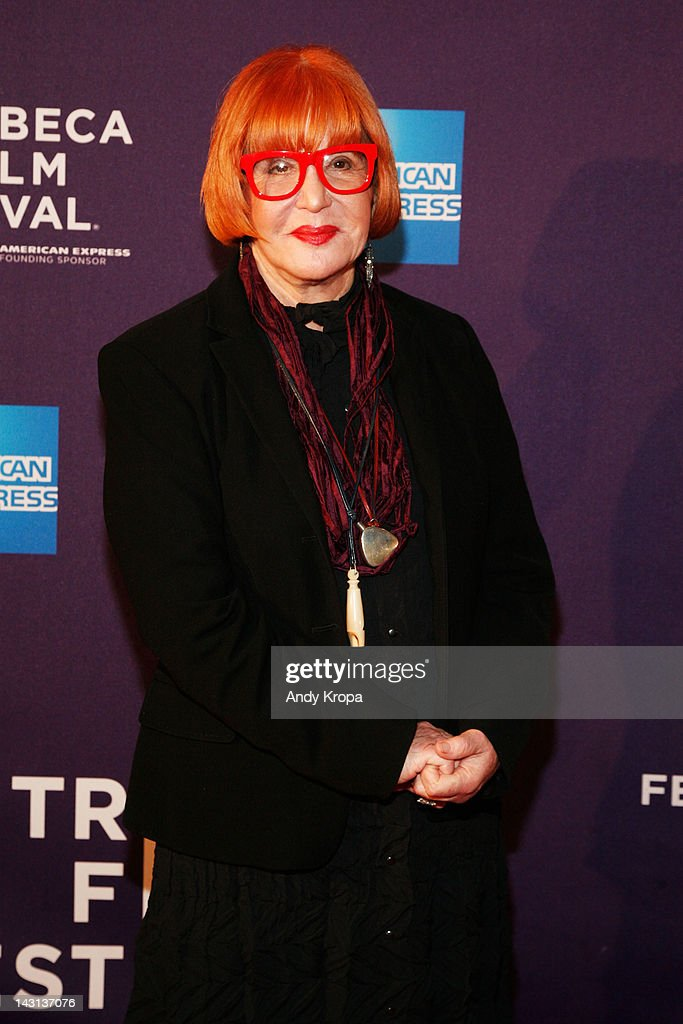 TV Personality Sally Jesse Raphael attends the 'Evocateur: The Morton Downey Jr. Movie' Premiere during the 2012 Tribeca Film Festival at the Clearview Chelsea Cinemas on April 19, 2012 in New York City.