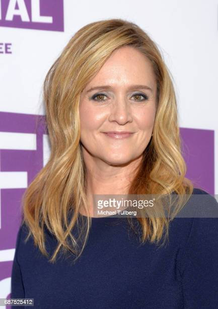 Personality Samantha Bee attends TBS' For Your Consideration event for 'Full Frontal With Samantha Bee' at Samuel Goldwyn Theater on May 23 2017 in...