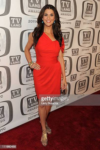 TV personality Samantha Harris attends the 9th Annual TV Land Awards at the Javits Center on April 10 2011 in New York City
