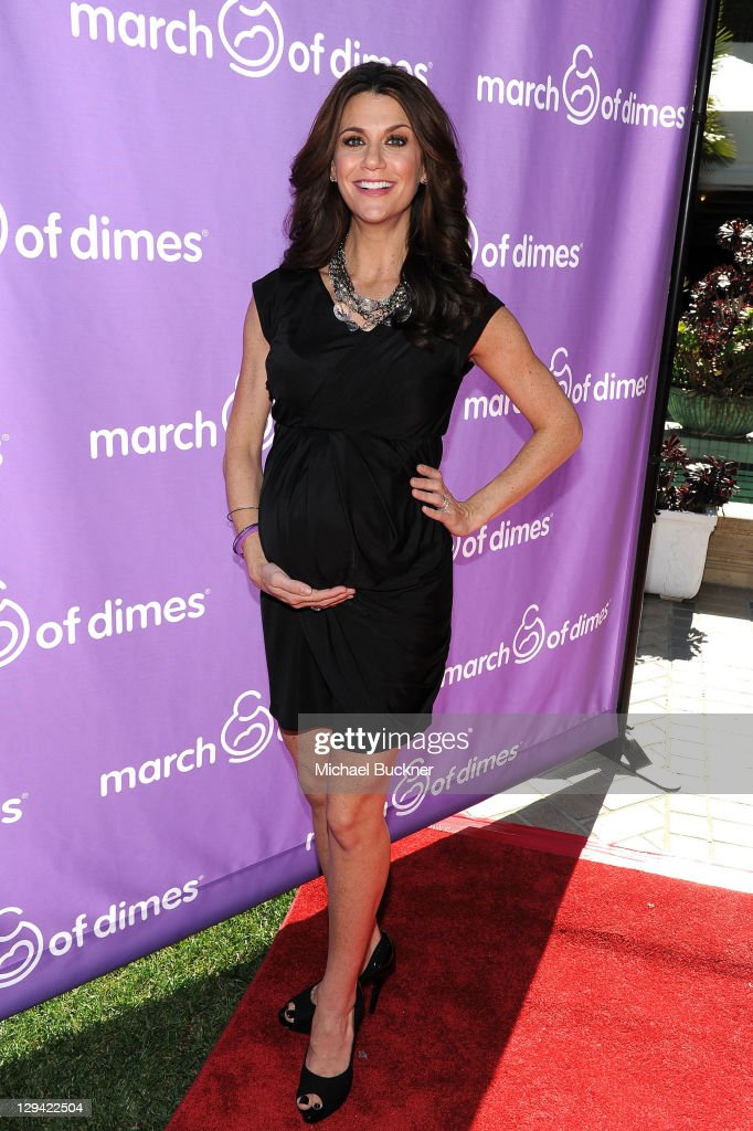 TV Personality Samantha Harris attends the March of Dimes Foundation & Samantha Harris Host 5th Annual Celebration of Babies Luncheon held at the Four Season Hotel Beverly Hills on November 13, 2010 in Beverly Hills, California.