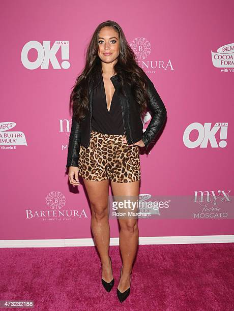 Personality Sammi 'Sweetheart' Giancola attends OK Magazine's So Sexy NYC Event at HAUS Nightclub on May 13 2015 in New York City