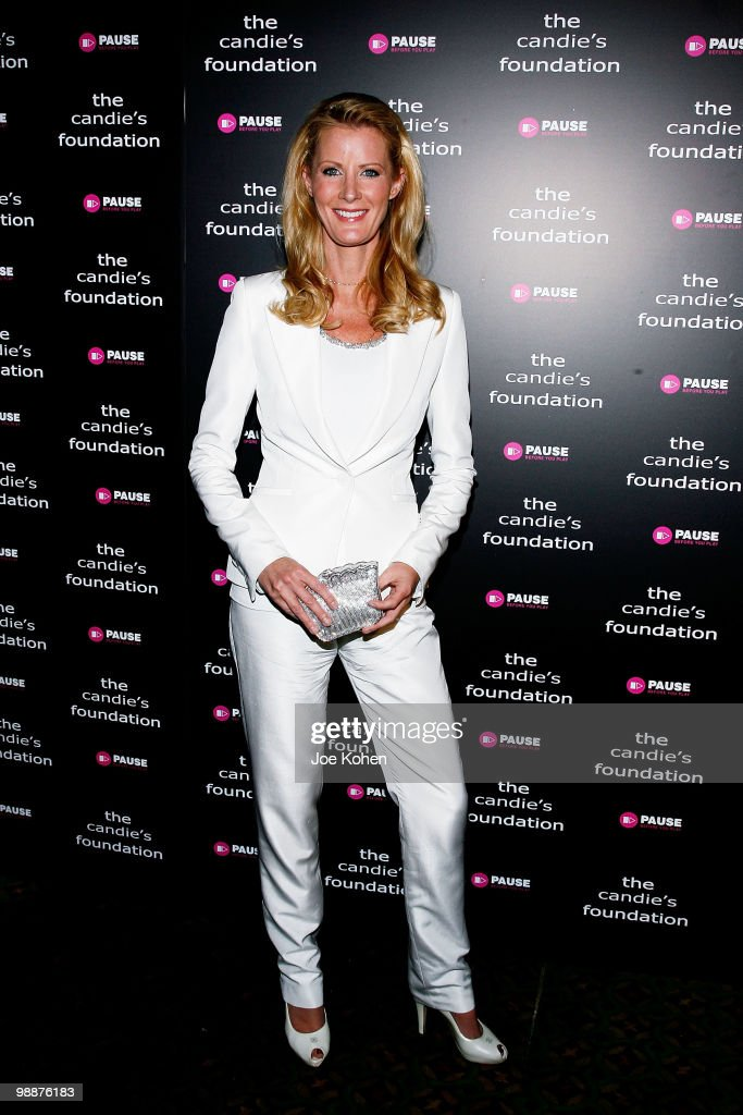 TV personality Sandra Lee attends The Candie's Foundation Event To Prevent at Cipriani 42nd Street on May 5, 2010 in New York City.