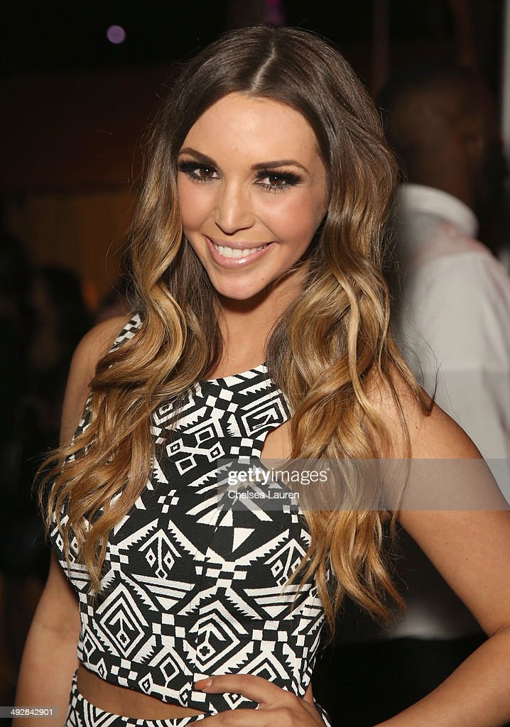 TV personality Scheana Marie attends OK Magazine's So Sexy L.A. Event at LURE on May 21, 2014 in Los Angeles, California.